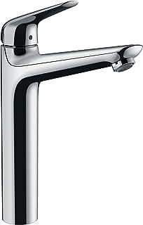 hansgrohe 汉斯格雅 Novus 节水型龙头(出水嘴高230mm 带有弹跳式下水器),镀铬