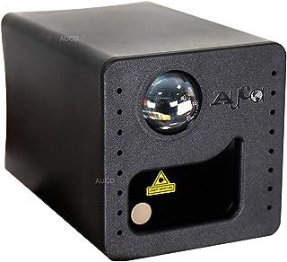 AUCD 便携式 USB 无线充电*星空激光照明 RGB 彩色极光 LED 夜灯 DJ 派对展示舞台投影灯