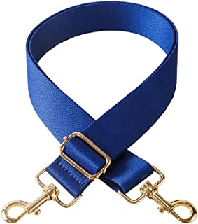 加厚 1.5 英寸(约 3.5 厘米)宽肩带替换可调节肩带,适用于手提包、钱包、斜挎包肩带