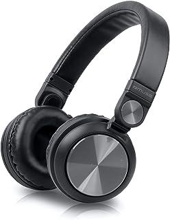 MUSE - (M-276 BT) 无线蓝牙立体声耳机,黑色/灰色