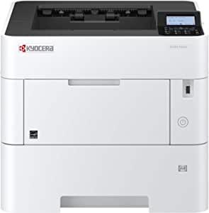 Kyocera 京瓷气候保护系统 Ecosys P3150dn 激光打印机:黑白,双面打印单元,50页每分钟 包括 移动打印功能