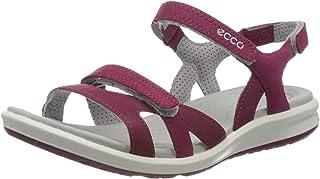 ECCO 爱步 女士Cruiseii 踝带凉鞋