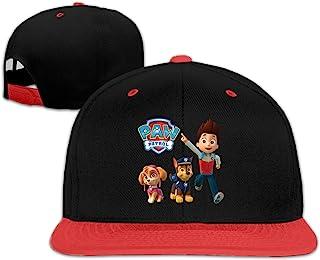 Guifang 男童儿童棒球帽女孩追逐小砾毛毛毛球 适合 2-7 岁儿童