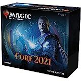 Magic: The Gathering Core Set 2021 (M21) 套装 | 10 个助推器包 + 40…