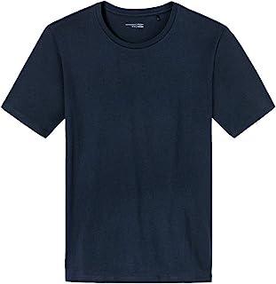 SCHIESSER 男式衬衫 kurzarm pyjama 上衣