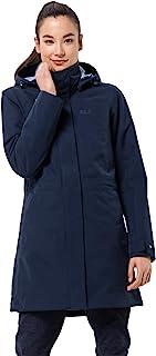 Jack Wolfskin 女士 Ottawa 外套 3 合 1 大衣