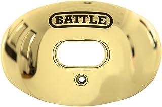 Battle Sports Science 镀铬氧护唇护齿带 金色 均码