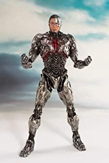 Kotobukiya 96209 - 正义联盟电影 Cyborg Artfx 雕像,19 厘米