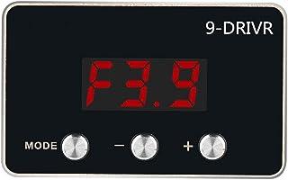 节气门响应控制器,9 种驱动模式智能电子节流控制器,赛车加速器,适用于 HUMMER/G_MC/J_EEP/N_ISSAN/A_LFA ROMEO