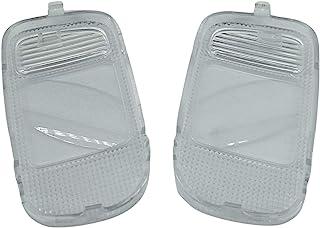 ALTBET 屋顶地图圆顶灯盖顶端控制台阅读灯镜头适用于 2002-2010 年道奇Ram 替换 5183271AA 5183270AA