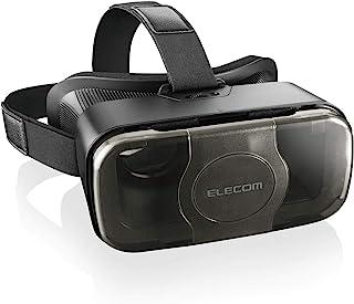 Elecom宜丽客 VR眼镜 VR眼镜 可调节眼镜 黑色 VRG-S01BK