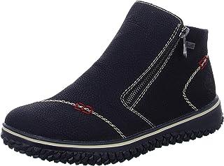 Rieker 女士 L4270 时尚靴子