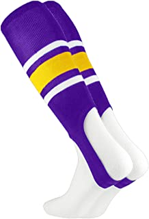 MadSportsStuff 棒球马镫 TCK (图案 E) 3 条纹(多种颜色)