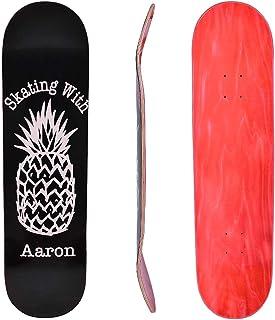 ICE DRAGON 加拿大枫木滑板板 20.32 cm,21.31 cm(仅 1 副)