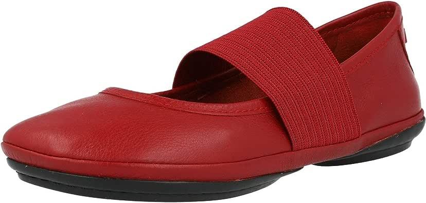 Camper Right Nina 女士芭蕾平底鞋