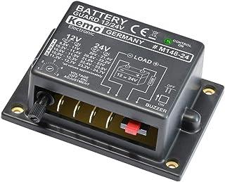 KEMO 电池保护器 M148-24 12V 24V 20A DC