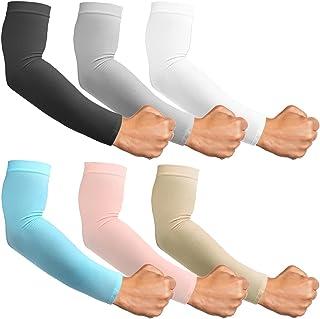 手臂袖套适用于男士和女士* UV 防护套 适用于手臂纹身套