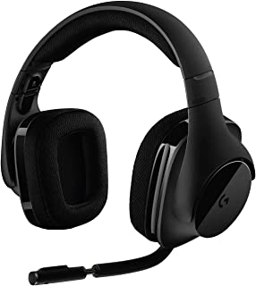 Logitech 罗技 g533游戏耳机 – 无线 DTS 7.1环绕声