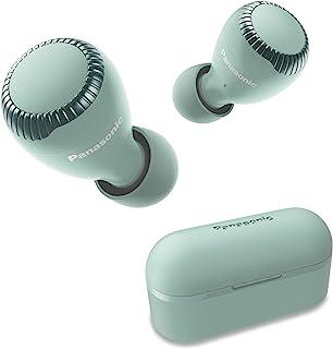 Panasonic 松下 True 无线耳塞 | 蓝牙耳塞 | IPX4 防水 | 小巧轻便 | 电池寿命长,Alexa 兼容 | RZ-S300W (*)