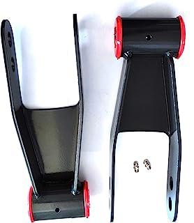 410520 后下降卸扣替换件 适用于 Chevy C1500 C2500 K1500 K2500 Suburban S10 外套 GMC Yukon Sierra 1500 经典限量版
