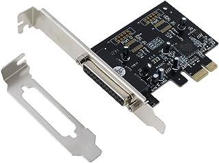SEDNA - PCI Express 1 端口并行 ECP / EPP 卡,带低调支架。