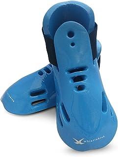 whistlekick 空手道拳击脚装备–空手道拳击 GEAR set 免费赠送背包武术拳击齿轮一套跆拳道拳击 GEAR set 武术装备套装 footgear 靴 kicks 鞋