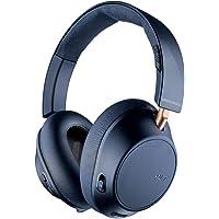 Plantronics BackBeat GO 810 无线耳机,主动降噪耳式耳机,石墨黑色211821-99 *蓝
