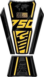 摩托车燃气罐垫保护罩适合宝马 Motorrad F750GS 2020-2022 40 年 GS