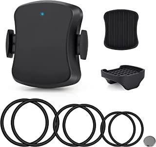 Augot 自行车节奏传感器和速度传感器 RPM 速度自行车节奏传感器无线蓝牙 ANT+ 防水 IP67 自行车速度监测自行车电脑速度计适合公路自行车