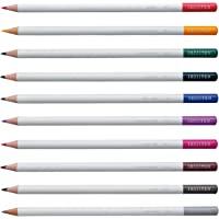 蜻蜓铅笔 彩色铅笔 色辞典 新色10色套装 CI-REX10CAZ