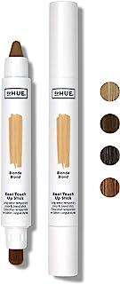 dpHUE 根部补漆棒,金发 - 临时*和混合刷棒 - 瞬间,自然外观的灰色根覆盖 - 易于粘贴 - 持久防汗*