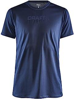 Craft 男士训练核心精华短袖网眼球衣