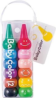 Baby Color 儿童蜡笔 12色