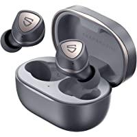 SoundPEATS Sonic 无线耳塞入耳式蓝牙耳机,蓝牙 5.2 耳塞 APTX-Adaptive 无线耳机,带沉…