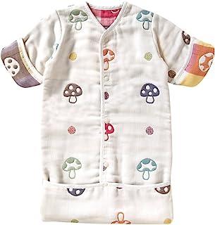 Hoppetta 小蘑菇 宝宝6层透气纱布 婴儿包 睡袋 宝宝