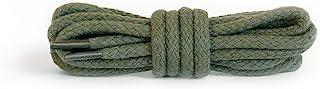 圆鞋带,优质耐穿 * 棉,多色和长度