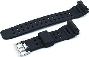 Casio 卡西欧 #10318153 原厂替换表带适用于 G Shock 手表型号:G9000MX-8V