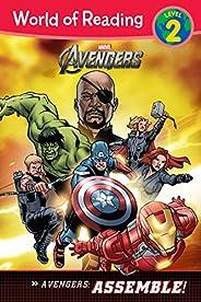 The Avengers: Assemble! (Level 2) (World of Reading: Level 2) (English Edition)