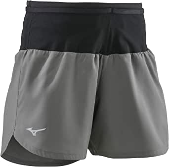 MIZUNO(美津浓)跑步多口袋裤 女士 跑步 服 跑步裤(J2MB8710)