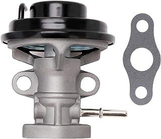 EGR 排气气循环阀带垫圈 EGR 阀门适用于丰田凯美瑞 1997 1998 1999 2000 2001、Rav4 98-00、Solara 99-01 带 2.0 2.2L 4 缸自动变速器替换 25620-743333 0