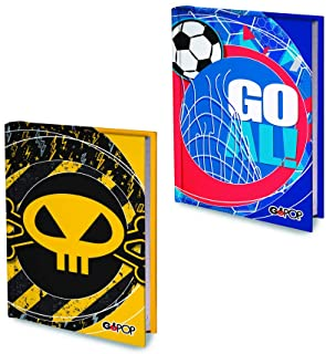 Gopop – 日记本 2020/2021 冠军/危险游戏 Preziosi