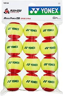尤尼克斯(YONEX) 网球 Matsille Power Ball 20 红色 T TMP20