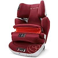 德国CONCORD儿童汽车安全座椅Transformer变形金刚-XT PRO 番茄红(德国进口,香港直邮)适合9kg…