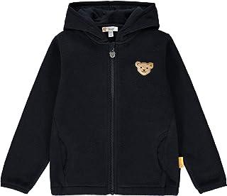 Steiff 中性婴儿带可爱的teddybärappation 夹克