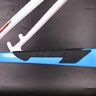 COSTELO 链条保护链保护罩,保护 XC、砾石、十字和公路自行车的链条和座椅固定,防止撞击、划痕和链条摩擦