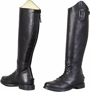 TuffRider 女士 Baroque 野外靴,黑色,11 常规款