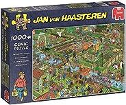 Jan van Haasteren 19057 蔬菜花园拼图,1000 片