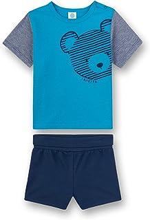 Sanetta 男婴睡衣 短款两件套睡衣