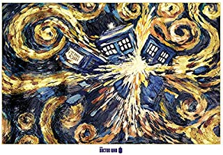Doctor Who EPPL71353 - Marcos 3D 28,7 x 23,5 厘米(黄油),多色,5 x 4.5 厘米