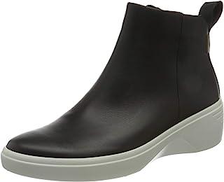 ECCO 爱步 Soft 7 Wedge City 靴子